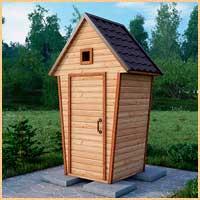 Туалеты для дачи