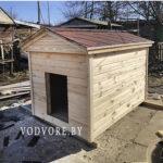 Большая будка для собак