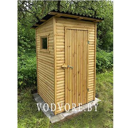 туалет для дачи люкс