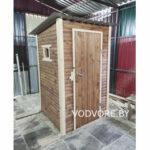 Туалет для дачи и сада