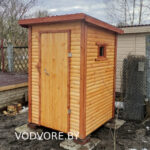 Туалет для дачи Престиж